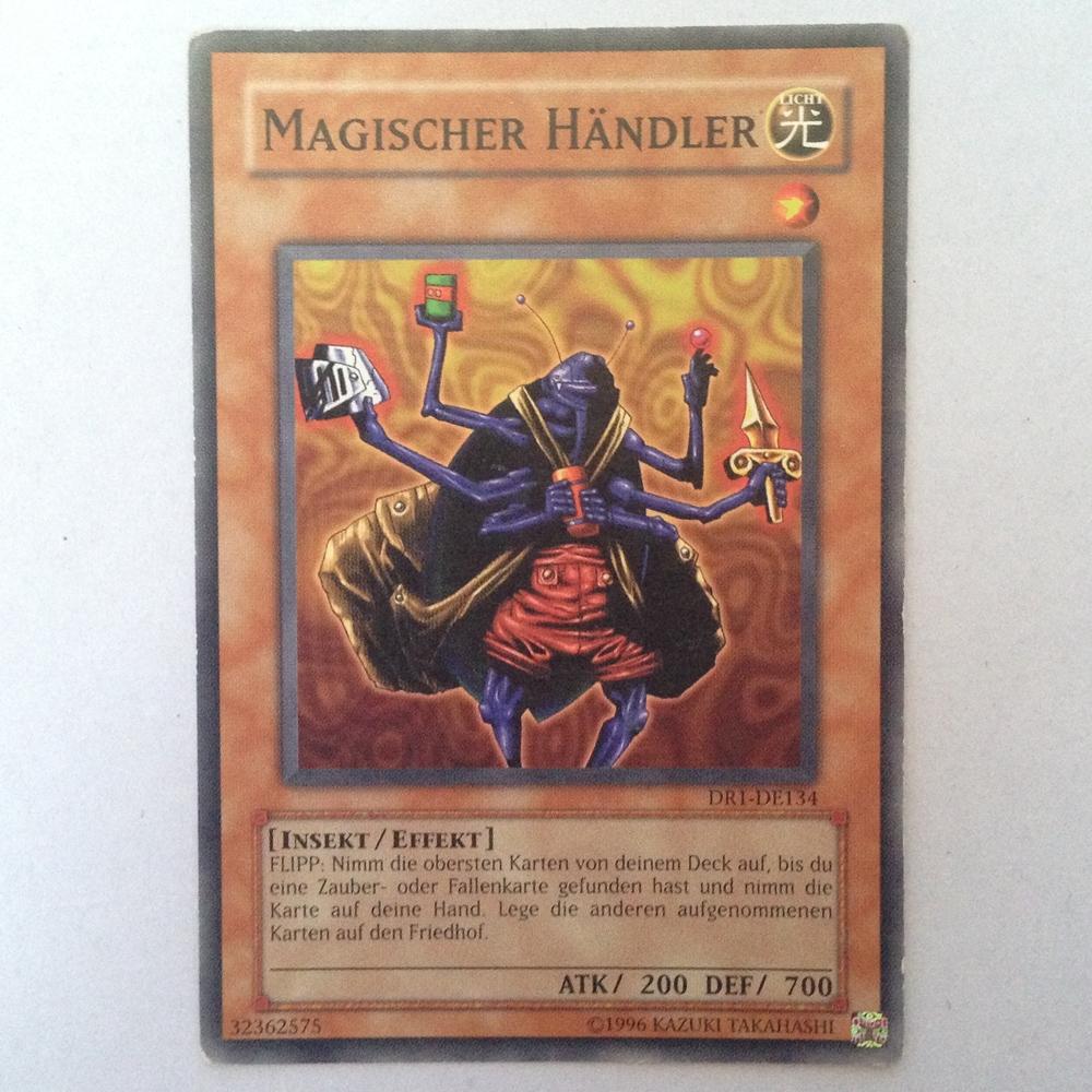 DRI-DE134 : Magischer Händler (Common) - Used
