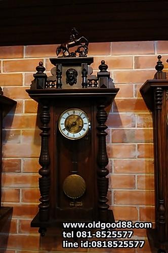 นาฬิกาลอนดอน dr.partene หน้าปัดกระเบื้องฟ้า รหัส1560dr