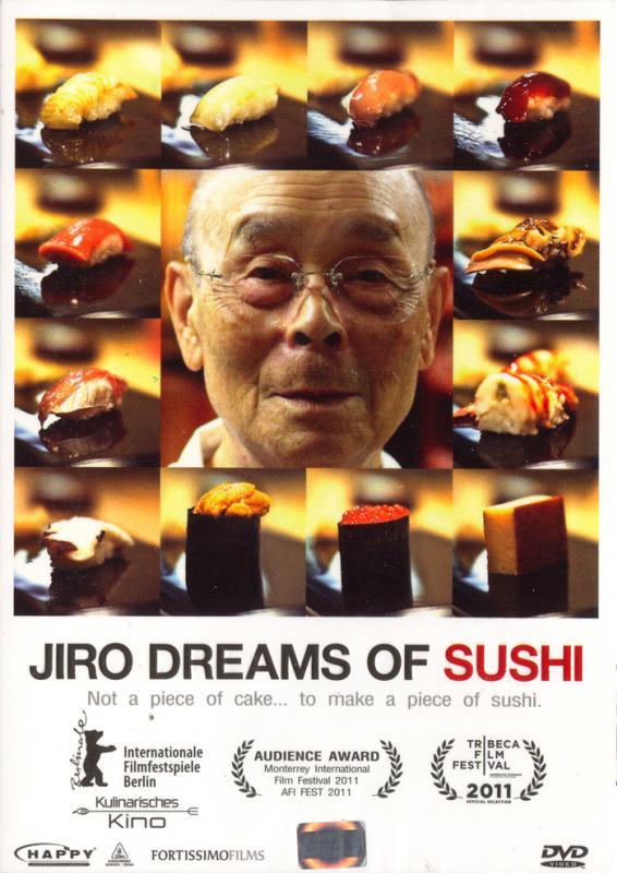 Jiro Dreams Of Sushi : จิโระ เทพเจ้าซูชิ