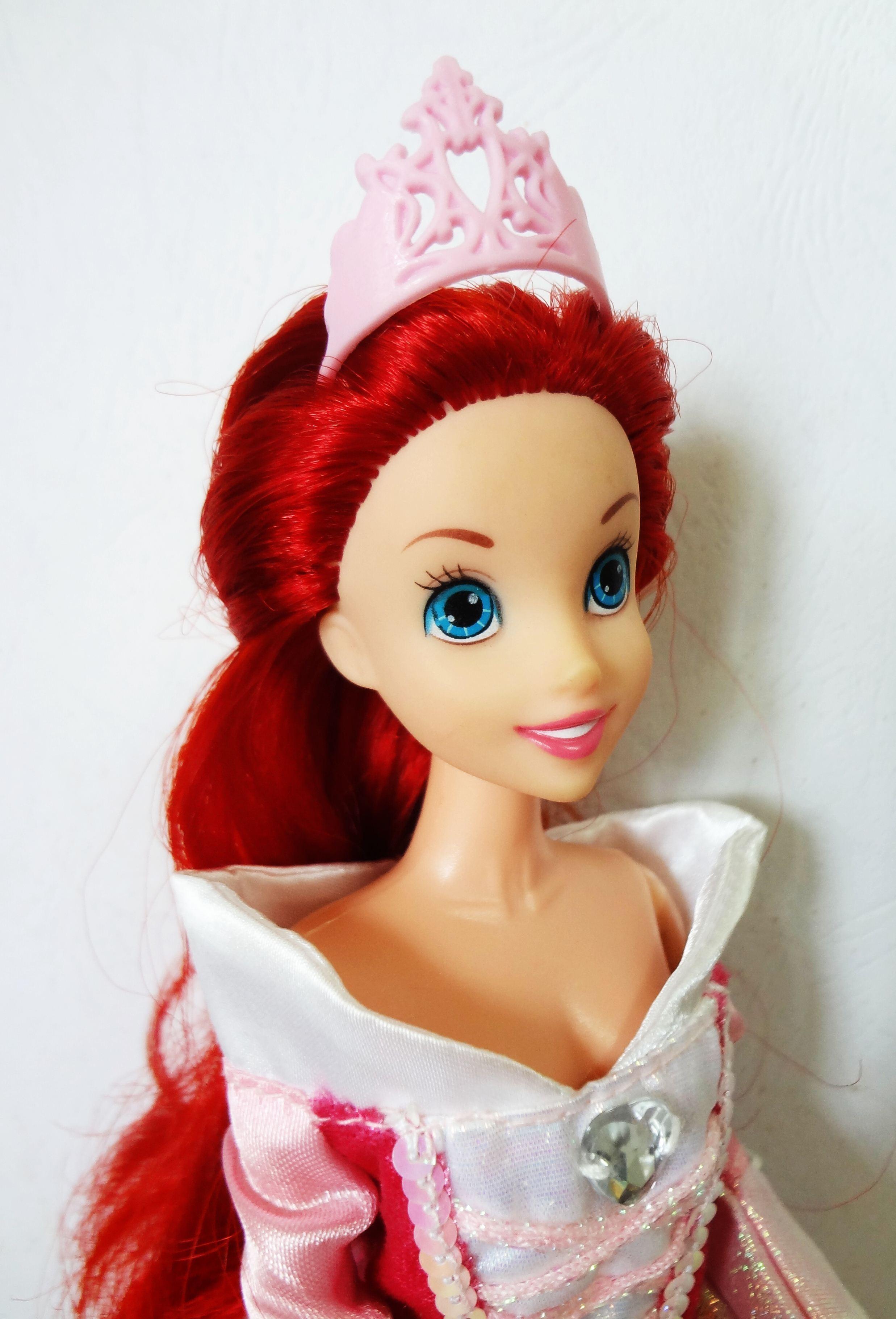 ตุ๊กตาเจ้าหญิงเอเรียล Princess Ariel