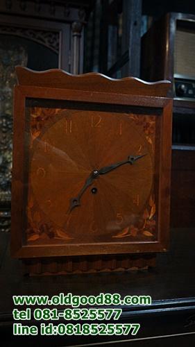 นาฬิกาไขลานแขวนผนังอินเลย์ รหัส11761il