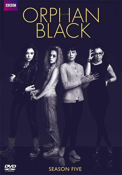 Orphan Black Season 5 (บรรยายไทย 2 แผ่นจบ)