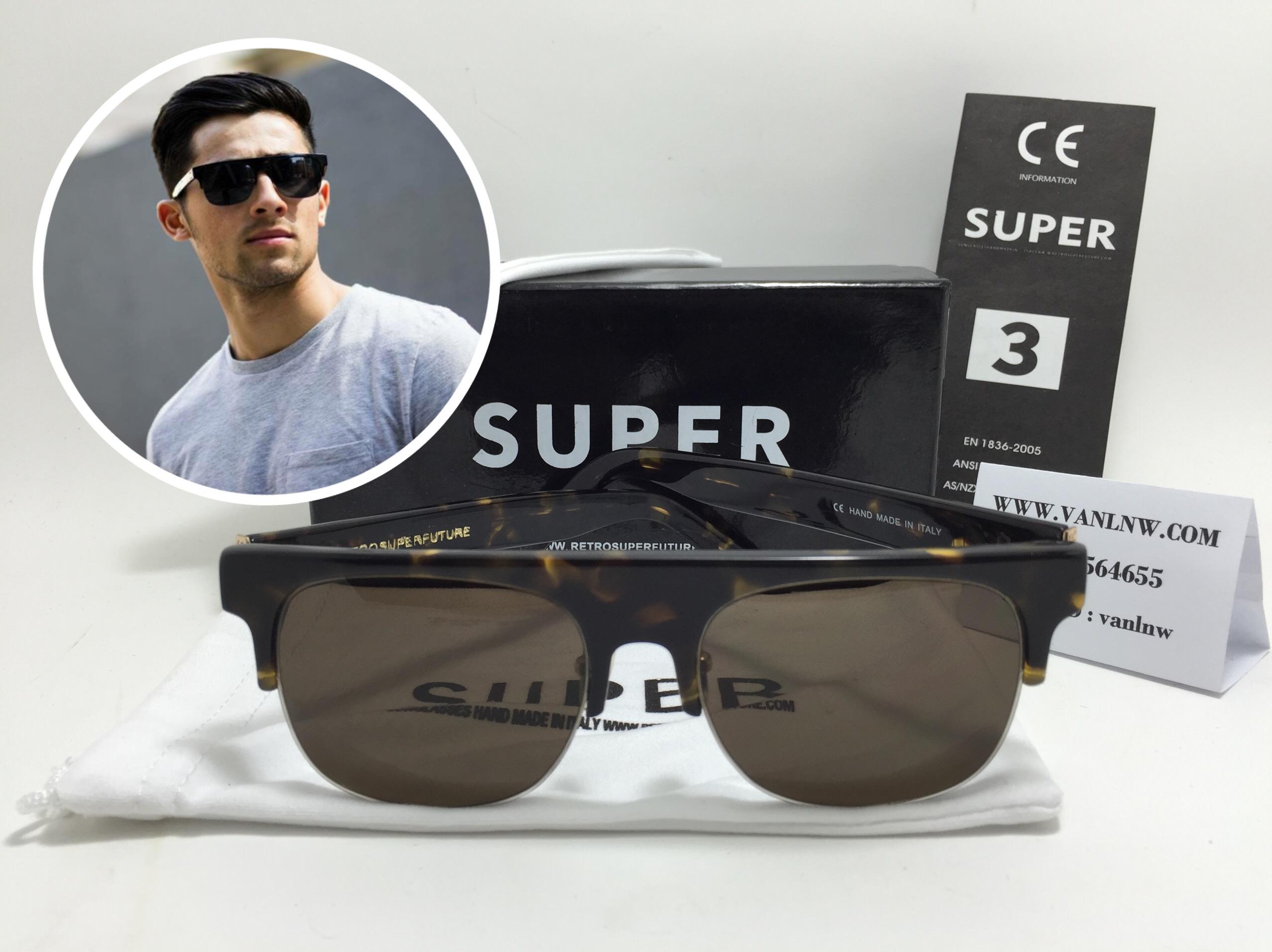 แว่นกันแดด SUPER Andrea Havana