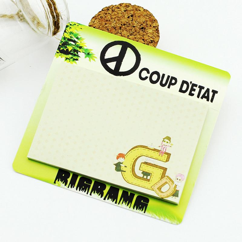 โพสต์-อิทโน้ต - COUP D'ETAT