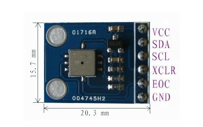 GY-65 Digital Altimeter Barometer Pressure Sensor Module (BMP085)