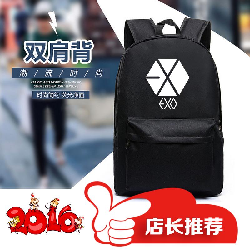 กระเป๋าเป้ BLACK - EXO MAMA