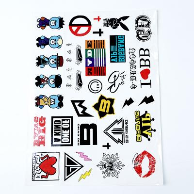 Tattoo Bigbang KRUNK XWST055