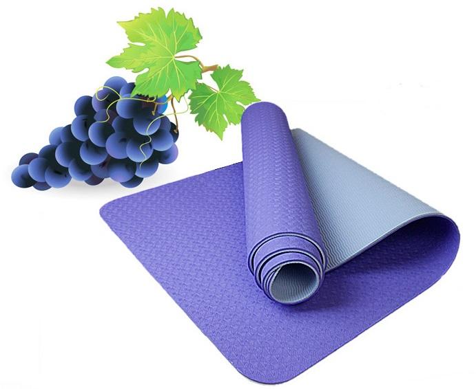 จำหน่ายเสื่อโยคะ TPE ( Premium Yoga Mat) (6MM)
