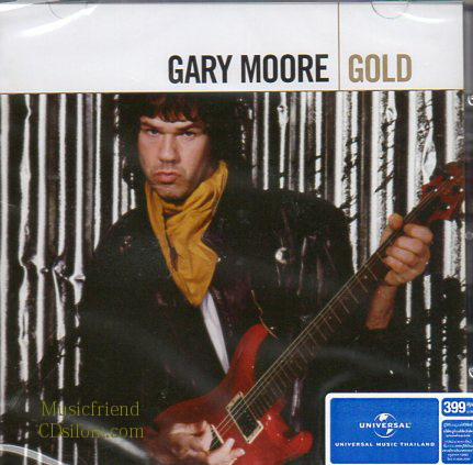 CD,Gary Moore Gold