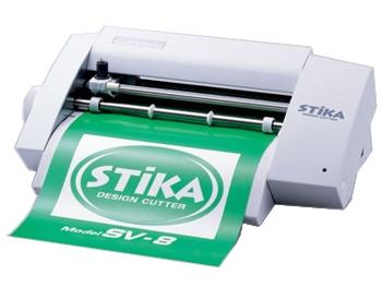 เครื่องตัดสติ๊กเกอร์ Stika SV-8