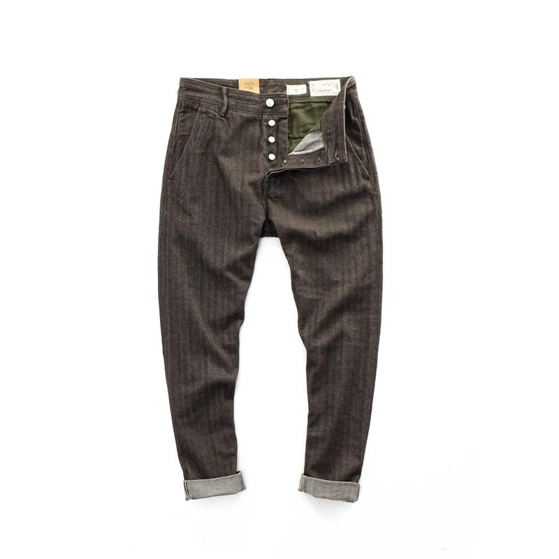 *Pre Order*กางเกงยีนส์ OldSaints Denim Japan size 30-34