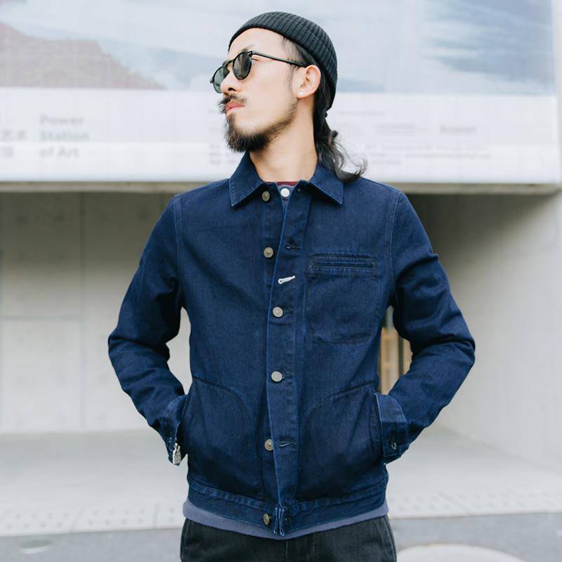 *Pre Order*Men's Jacket Jeans Brand Nazze japanese fashion size M-L-XL