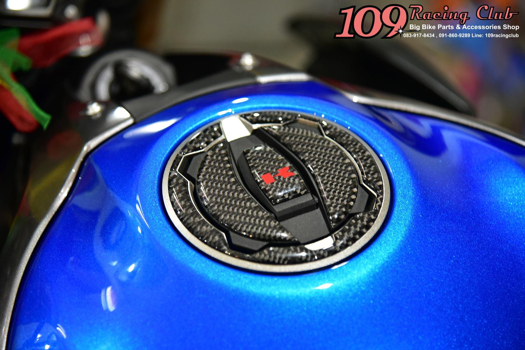 กันรอยฝาถัง คาร์บอนแท้ สำหรับ Z900 & Z650