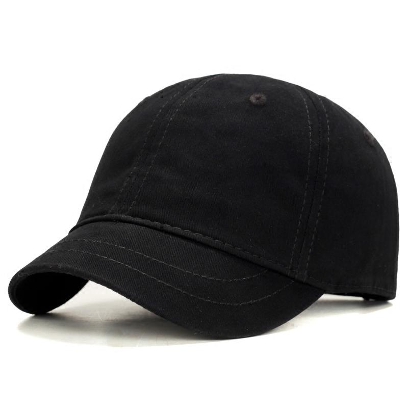 *Pre Order*หมวกแก๊ป,หมวกแฟชั่นผ้าใบปีกแคบ ขนาดปรับได้ 52-58 cm. ( 10 สี)
