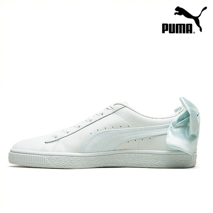 *Pre Order* PUMA Hummer Bow Decoration Casual Shoes Basket Bow 367319