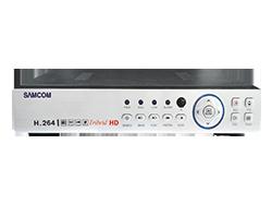 เครื่องบันทึก 8 ช่อง SAMCOM Tribrid SDVR 6108NLEW-11 ( 2MP 1080P)