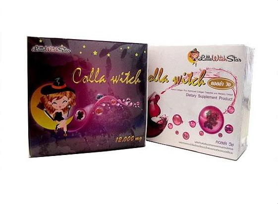 คอลลาวิช : Colla Witch Collagen 12,000 mg