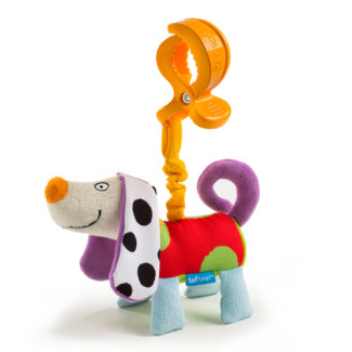 Taftoys Busy Dog ของเล่นติดรถเข็น
