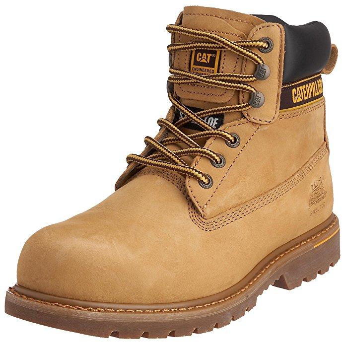 รองเท้า หัวเหล็ก Caterpillar Holton Mens Boots Size 40 - 45