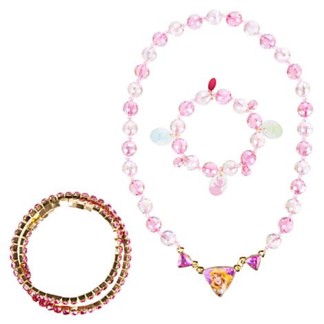 Z Sleeping Beauty Necklace and Bracelet Set