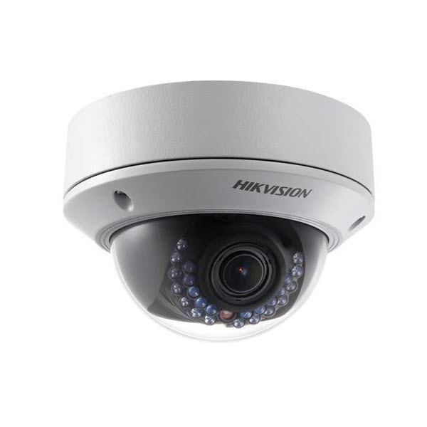 Hikvision DS-2CD2742FWD-IZ 4MP WDR Vari-focal Dome Network Camera รับประกัน 2ปี