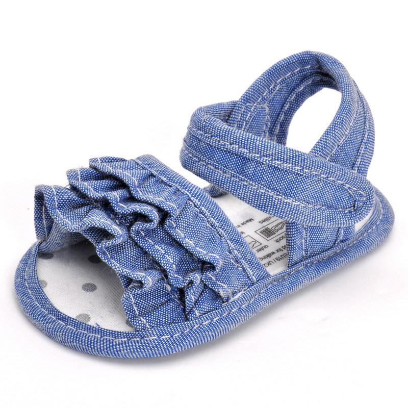Pre-walker Baby Shoes รองเท้าเด็ก รองเท้าเด็กหญิง รองเท้าแตะเด็กวัยหัดเดิน คุณภาพดี