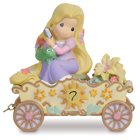 Z ''I'm in Heaven to Be Seven'' Birthday Rapunzel Figurine by Precious Moments