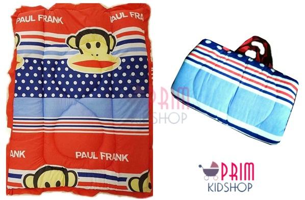 ที่นอนเด็กอนุบาลลาย Paul frank