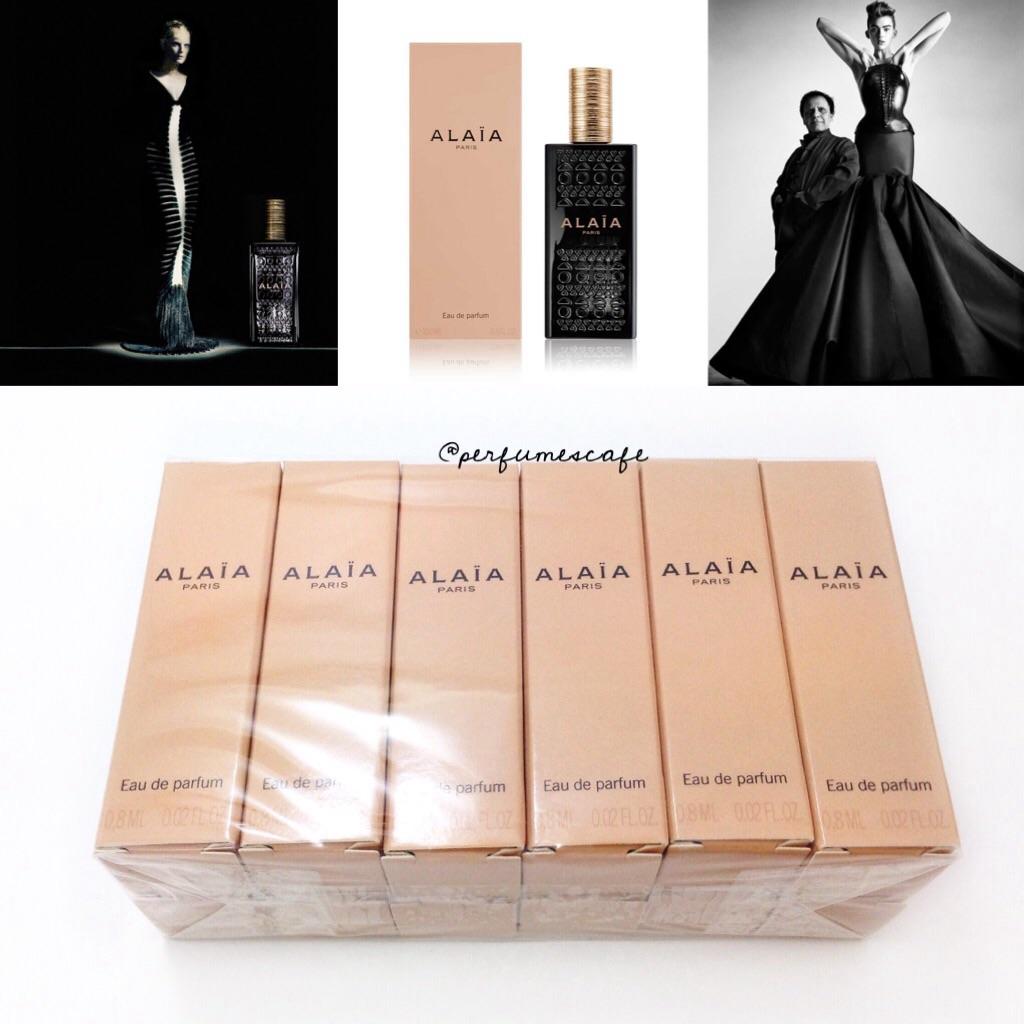 Alaïa Alaia Paris Eau de Parfum for her ขนาดทดลอง 0.8 มิล/สเปรย์