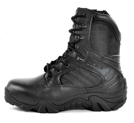 รองเท้า Delta Tactical boots 7'',SAND AND BLACK, SIZE 40-45