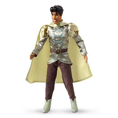 Classic Doll Prince Naveen - The Princess and the Frog - 12'' คลาสสิกดอล ขนาด12นิ้ว (พร้อมส่ง)