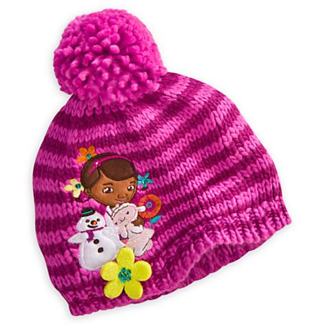 z Doc McStuffins Hat for Girls