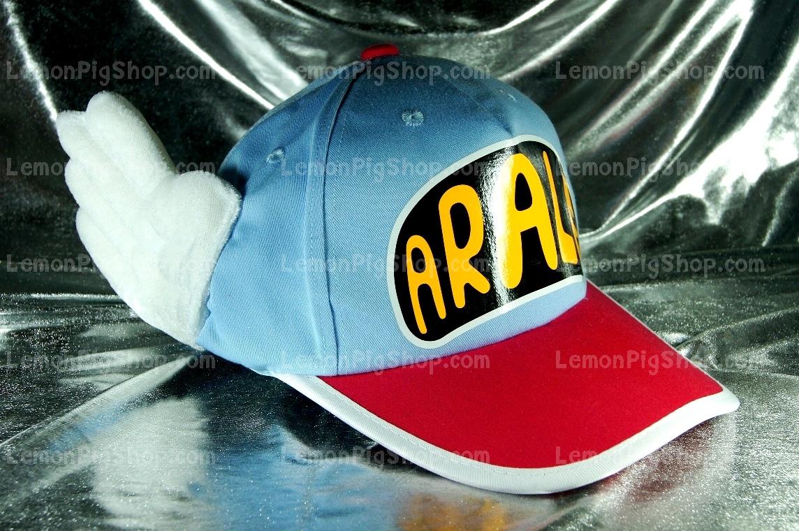 หมวก ARALE อาราเล่ สีฟ้า-ชมพู 2 tone