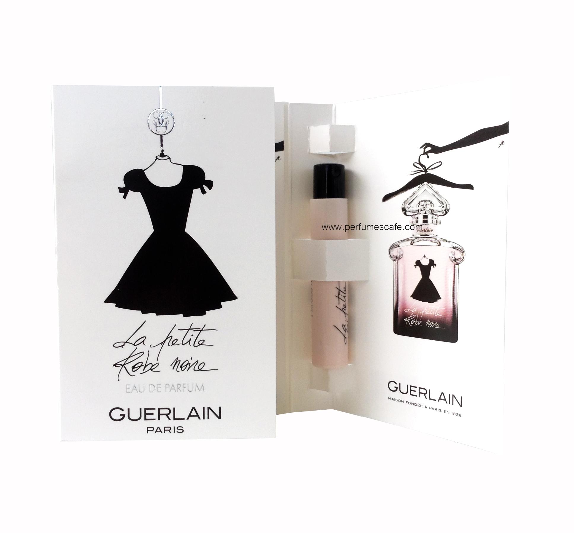 น้ำหอม Guerlain La Petite Robe Noire Eau de Parfum 1ml