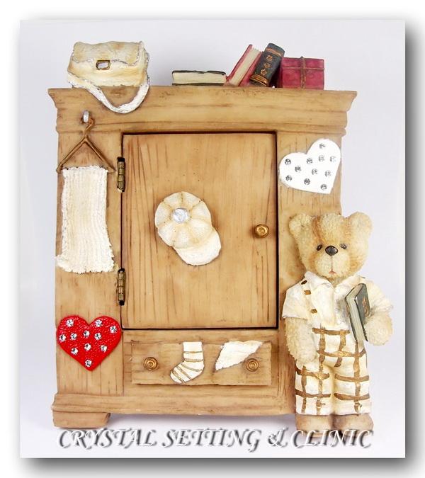 กรอปรูปหมี ( Picture Frame in Bear Design )