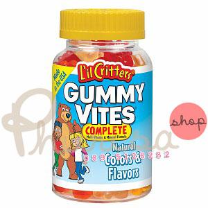 Pre-Order L'il Critters Gummy Vites Multivitamin 70 เม็ด