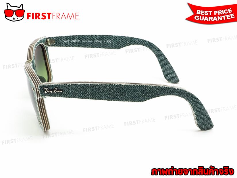 แว่นกันแดด RayBan RB2140F 11663M ORIGINAL WAYFARER DENIM3