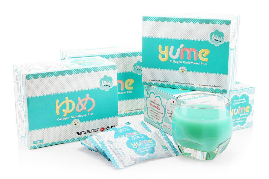 YUME Collagen 20000 mg.