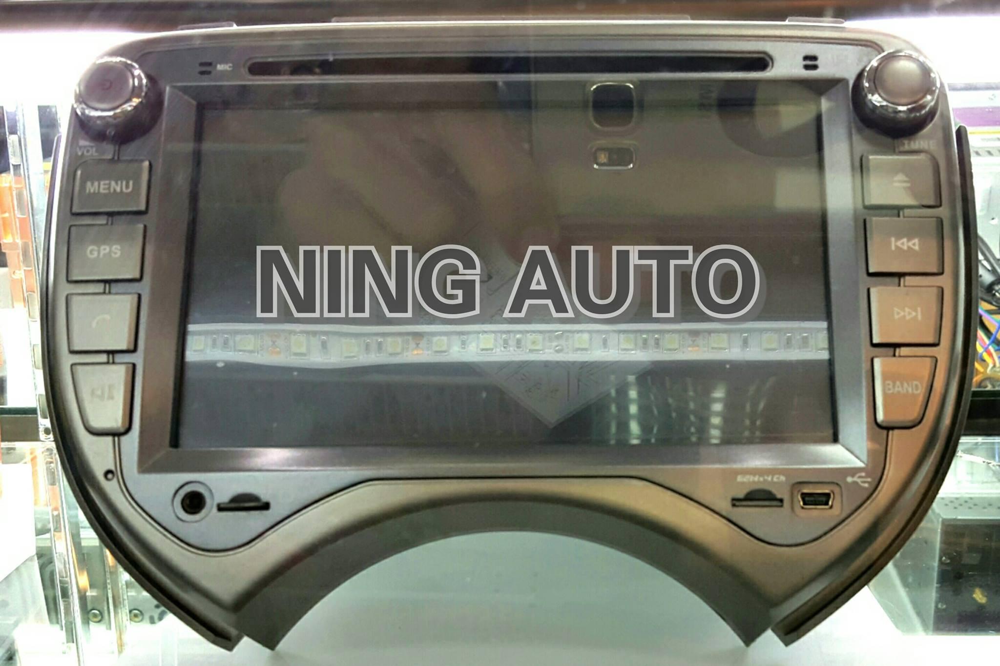 วิทยุติดรถยนต์ตรงรุ่น PRIORITY Nissan March
