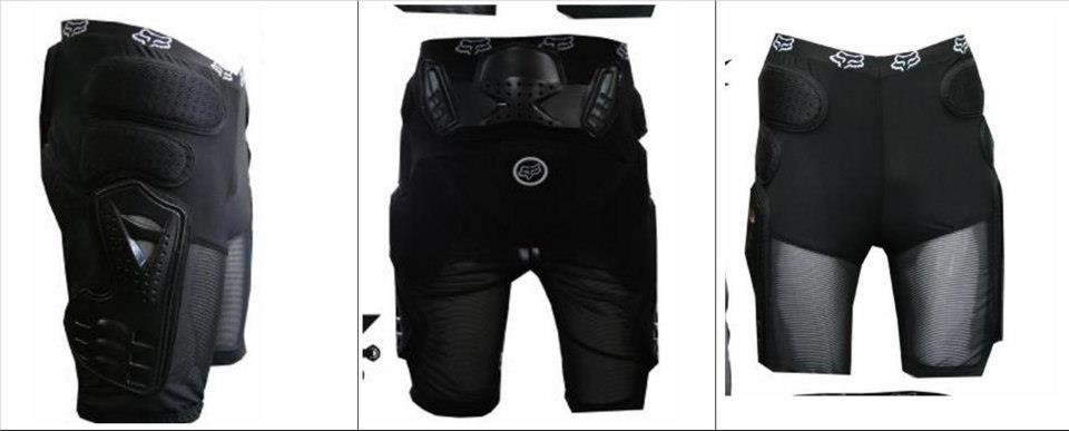 กางเกงการ์ด ขาสั้น (สีดำตามภาพ)