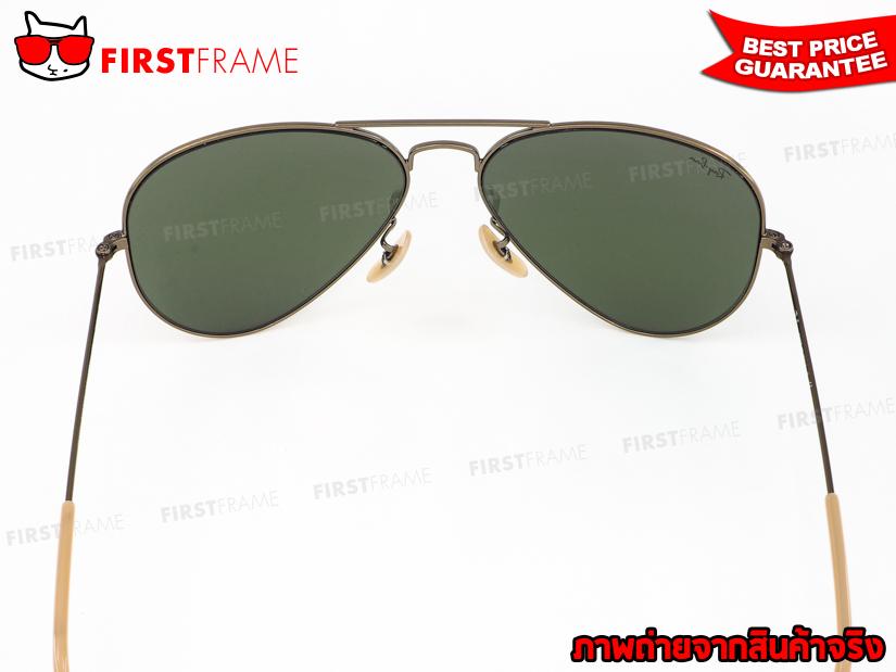 แว่นกันแดด RayBan RB3025 167/4K | AVIATOR LARGE METAL NEW COLOR4