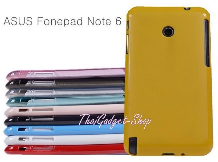 เคส Asus Fonepad Note 6 ME560CG New Stylish Soft TPU Gel เคสนิ่ม ตรงรุ่น
