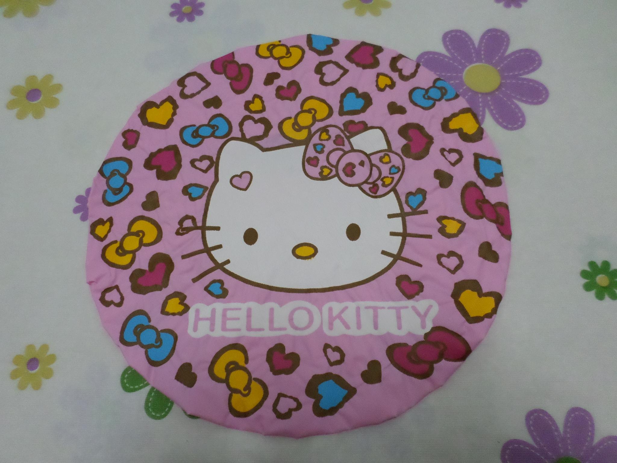 หมวกอาบน้ำ คิตตี้ kitty#5