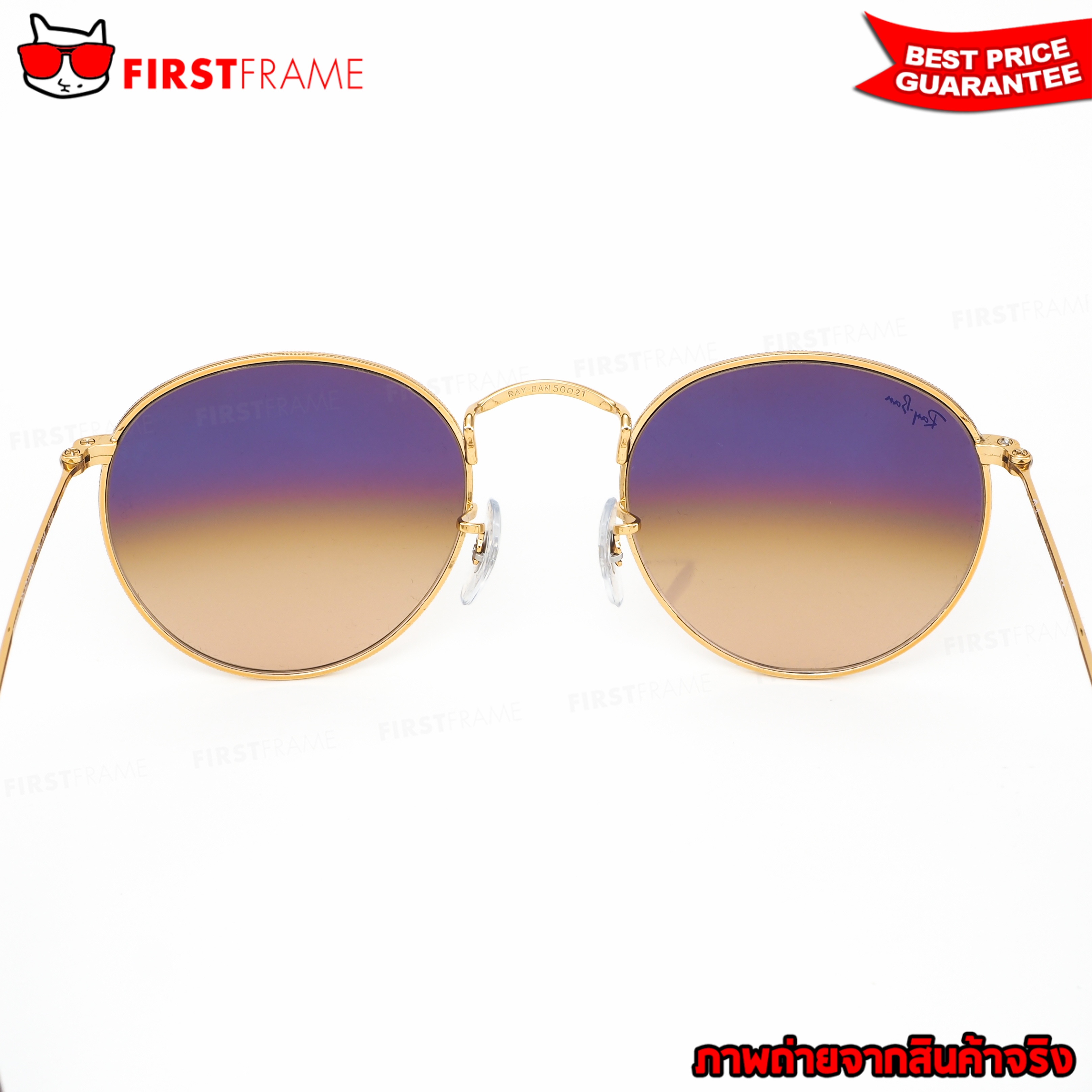 RayBan RB3447 9001A5 ROUND METAL 3