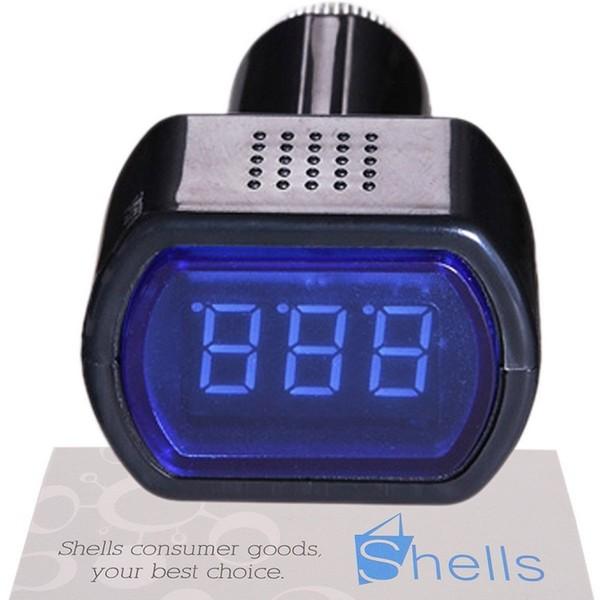 ปลั๊กจุดบุหรี่วัดไฟ 12 V Digital ดิจิตอล