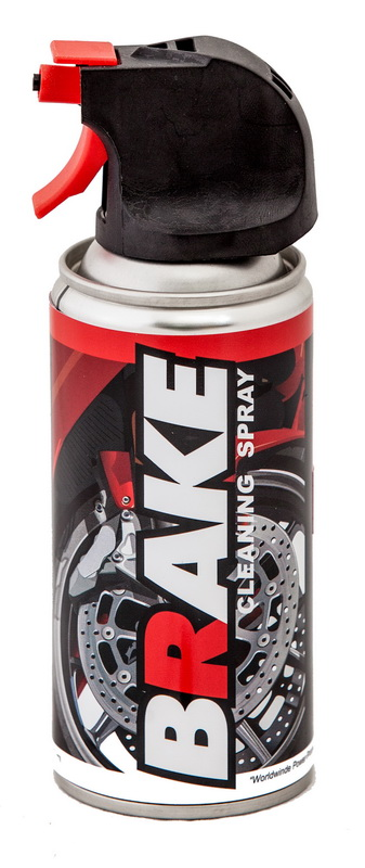 BRAKE SPRAY (สเปรย์ทำความสะอาดระบบเบรค) 600 ml.