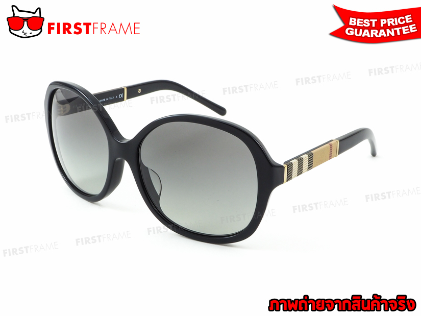 BURBERRY BE4178F 300111 Check Collection 1