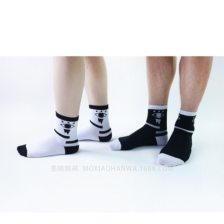S494**พร้อมส่ง** (ปลีก+ส่ง) ถุงเท้าแฟชั่นเกาหลี ข้อยาว เนื้อดี งานนำเข้า(Made in china)