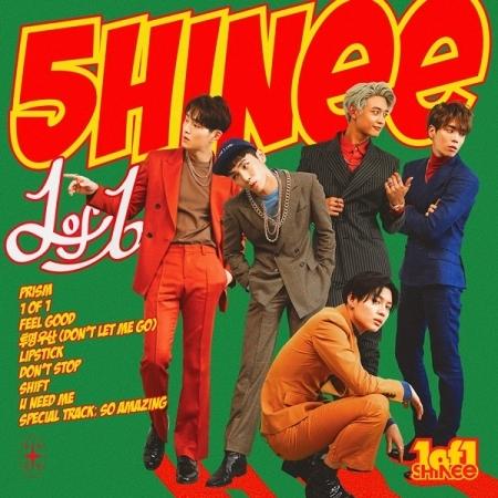 SHINEE - Album Vol.5 [1 of 1]