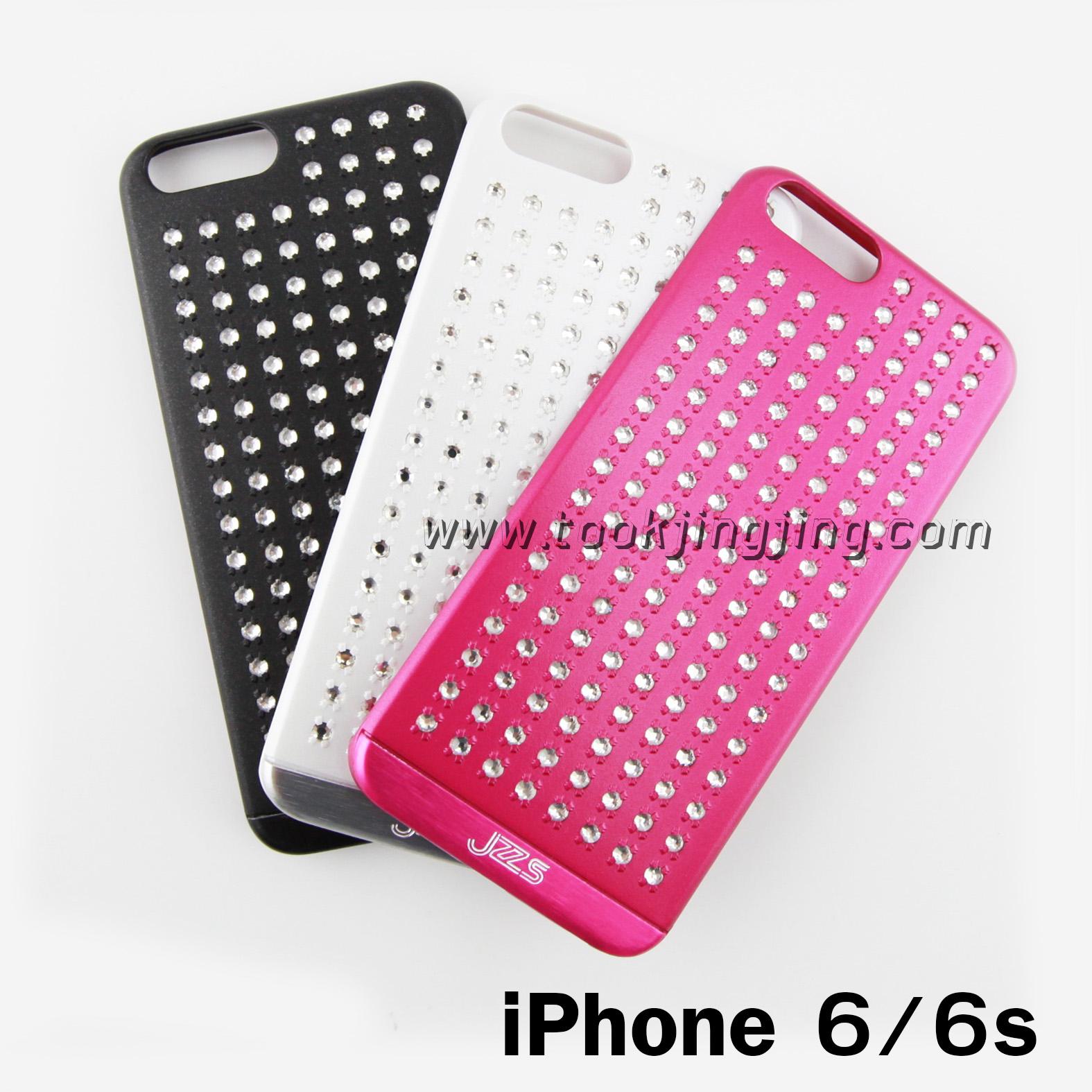 เคสเพชร JZZS iPhone 6/6s ลดเหลือ 39 บาท ปกติ 350 บาท